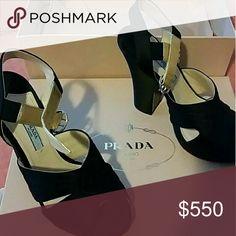 Shoes Vintage inspired prada shoes Prada Shoes Heels