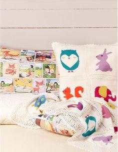 Cute kids bedding and decor | Zara home
