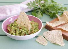 Guacamole para #Mycook http://www.mycook.es/cocina/receta/guacamole-4