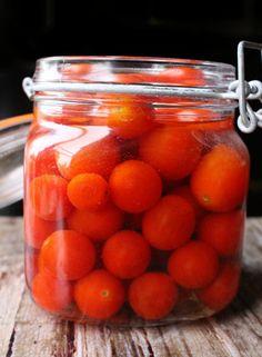 Boozy Bloody Mary Tomato Bombs - Step 1 -  FamilyFreshMeals.com