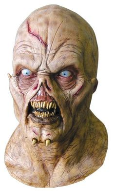 Darkwalker Zombie Mask Original film mask from the horror stool Darkwalker Time for Halloween, a century after a farmer was dismembered and his family by a monstrous creature, opened the entrepreneur