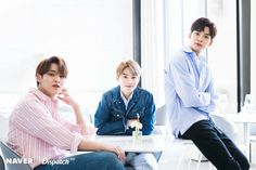 NAVER × DISPATCH UPDATE w/ #MINGYU #JUNGWOO & #ROWOON