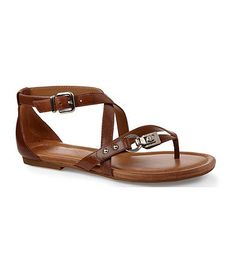 I think I may have to get a pair of these for the summer. Available at Dillards.com