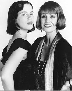 Kate Beckinsale & Joanna Lumley from Cold Comfort Farm (1995)