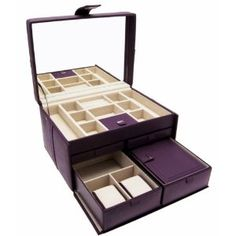 Hunting for jewellery boxes