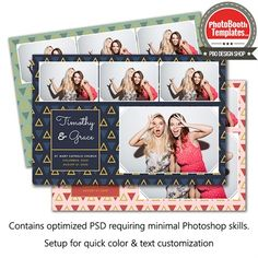 Lots of angles. All of the angles. We love triangles and patterns! Photobooth Template, All Fonts, Photoshop Elements, Triangles, Photo Booth, The Creator, Templates, Patterns, Design