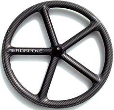 #aerospoke carbon weave
