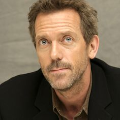 Hugh Laurie aka my love, Gregory House .you devilishly charming man, you! Gregory House, Hugh Laurie, Beautiful Men, Beautiful People, Jeeves And Wooster, Hot Doctor, House Md, Wife And Kids, Celebrity Biographies