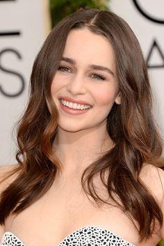 Emilia Clarke Plastic Surgery Before and After - Celebrity Sizes Emilia Clarke…