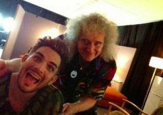 Adam Lambert and Queen debut brand new logo: Pressparty