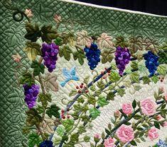 """Wind Garden"" by Ayako Takaku - Detail 1"