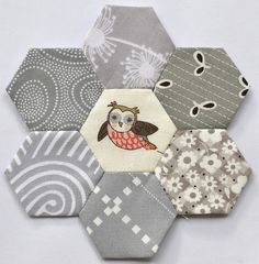 Grey Hexies | Flickr - Photo Sharing!