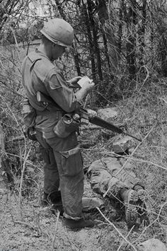 My Ka The soldiers were members of the 101st Airborne Division taking part in Operation Carington II.