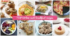 Low-carb breakfast recipes are important for those who are trying to lose weight or who are working out regurarly. We collected the best 50 available. Enjoy