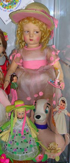 "Doll Lenci Serie 109 cm 65 About 24"" Original Outfit Bambola Muneca Poupee | eBay"