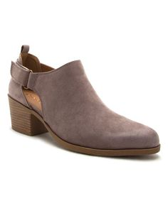 Taupe Rover Ankle Boot