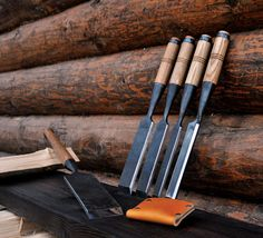 Wood Chisel as Homesteading Tools 17 Homesteading Tips For The All-Around Pioneer Settler | Back To Basics