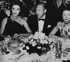 Babe and William Paley with the Duchess of Windsor