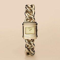 Relógio Feminino Fossil Dourado - $189.00