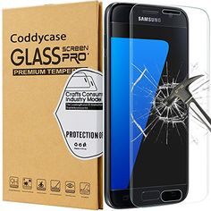 Galaxy S7 Screen Protector,Galaxy S7 Tempered Glass,Coddycase Galaxy S7 Full Coverage HD Clear Tempered Glass Screen Protector for Samsung Galaxy S7  http://topcellulardeals.com/product/galaxy-s7-screen-protectorgalaxy-s7-tempered-glasscoddycase-galaxy-s7-full-coverage-hd-clear-tempered-glass-screen-protector-for-samsung-galaxy-s7/  Designed for S7 Screen Protector:9H Hardness greatly higher than the ordinary film 3H Hardness,Galaxy S7 tempered glass screen protector,It can p