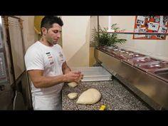 Impasto pizza a lunga maturazione. ALLE PIZZA - YouTube