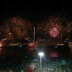 @no_rumo 2016, centenário do samba  #reveillon #riodejaneiro #samba #copacabana #brasil #video #xepa #byvaleriadelcueto