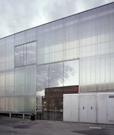 Herzog and De Meuron – Laban Dance Centre, Greenwich, London