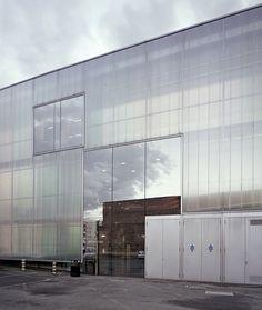 Herzog and De Meuron – Laban Dance Centre, Greenwich, London