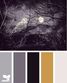 hallowed tones  Color Palette - Paint Inspiration- Paint Colors- Paint Palette- Color- Design Inspiration