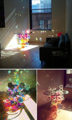 The Great Sparkle Palace Cocktail Table
