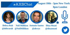 Join us for #Axschat on Tuesday, 8/18 at 3pm. We are Featuring @dinamoati and chatting about how #Universities can better prepare and #accommodate #students with #disabilities  #accessibility #employment #Canada Antonio Santos Neil Milliken @Debraruh