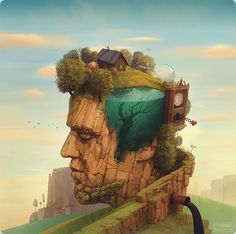 Oil & Water by Gediminas Pranckevicius