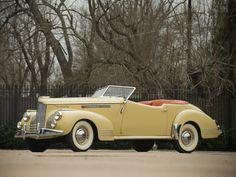 1941 Packard Super Eight Darrin Convertible