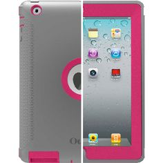 My New iPad Case!!! Otterbox Is The Best!!!