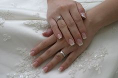 Nails for the wedding