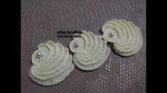 İNCİLİ MİDYE ŞAL MODELİ YAPILIŞI. / The construction of the pearl mussel...