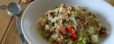 couscous salade - www.puursuzanne.nl