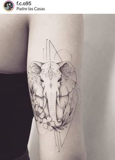 New origami tattoo octopus Ideas - Best Tattoos Geometric Elephant Tattoo, Simple Elephant Tattoo, Mandala Elephant Tattoo, Elephant Tattoo Design, Elephant Tattoos, Mandala Tattoo, Origami Elephant Tattoo, Tattoo Abstract, Elephant Design