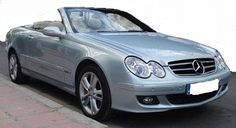 2007 Mercedes Benz CLK350 cabriolet luxury 4 seater convertible