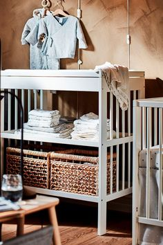 Een stijlvolle kinderkamer met deze GULLIVER commode! Ikea Changing Table, Baby Changer, Decoration, Baby Room, Personal Style, Pregnancy, Budget, Furniture, Dekoration