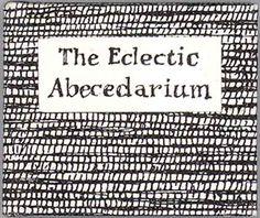 Résultats de recherche d'images pour «the eclectic abecedarium»