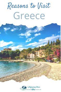 Read all about the allure of Greece with its ancient culture, spectacular scenery, beaches, hikes, food and people - Discover all this and more here ... Beautiful Places To Travel, Beautiful Beaches, Winter Destinations, Travel Destinations, Europe Travel Tips, Winter Travel, Greece Travel, Wanderlust Travel, Beautiful Islands