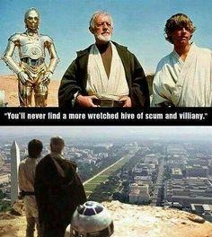 Start Wars on #Shutdown
