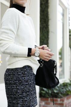 Perfect Winter Accessories | Jenny Cipoletti of Margo & Me