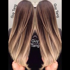 #balayage #ombre #guytang your friends would love this #guytangfavorites