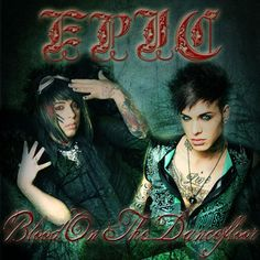 Blood On the Dance Floor - Epic cd