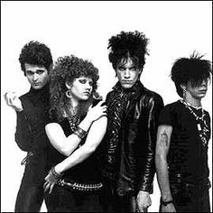 The Cramps. A few times... various clubs. Awesomeness!
