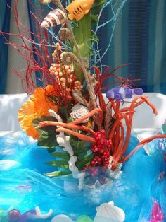"""Photo 9 of 21: Under the Sea / Birthday """"Under The Sea"""" 