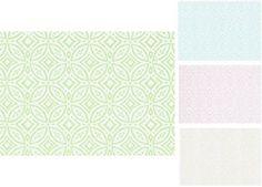 ontzettend leuk behangpapier 'Tile' Room Seven | kinderen-shop Kleine Zebra