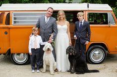 Real Wedding - Lisa and Shay in DeSoto, Iowa